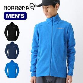 ノローナ フォルケティン ウォーム1ジャケット メンズ Norrona falketind warm1 Jacket メンズ 1802-17 アウター フリース ジャケット トップス <2019 秋冬>