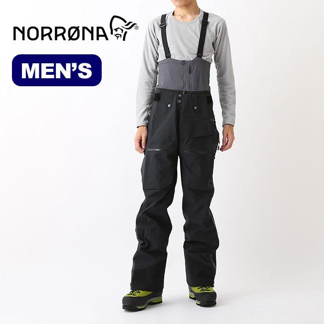 ノローナ ロフォテン ゴアテックス プロパンツ メンズ Norrona lofoten Gore-Tex Pro Pants パンツ ボトムス ハードシェルパンツ 1017-17 <2018 秋冬>