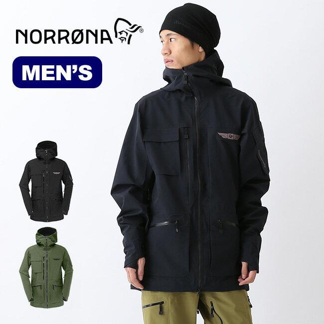 ノローナ タモック ゴアテックスジャケット メンズ Norrona tamok Gore-Tex Jacket メンズ ハードシェル スノーウェア 5300-16 <2018 秋冬>