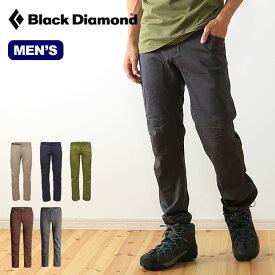 ブラックダイヤモンド クレードパンツ Black Diamond CREDO PANTS メンズ パンツ ロングパンツ クライミングパンツ ストレッチパンツ ズボン <2018 秋冬>