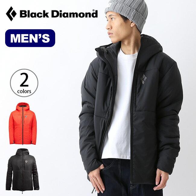 ブラックダイヤモンド スタンスビレイ パーカ Black Diamond STANCE BELAY PARKA メンズ パーカ パーカー ジャケット アウター 上着 <2018 秋冬>