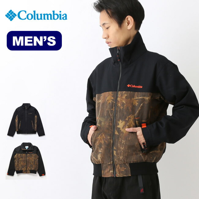コロンビア ロマビスタハンティングパターンドジャケット Columbia Loma Vista Hunting Patterned Jacket アウター ジャケット メンズ <2018 秋冬>