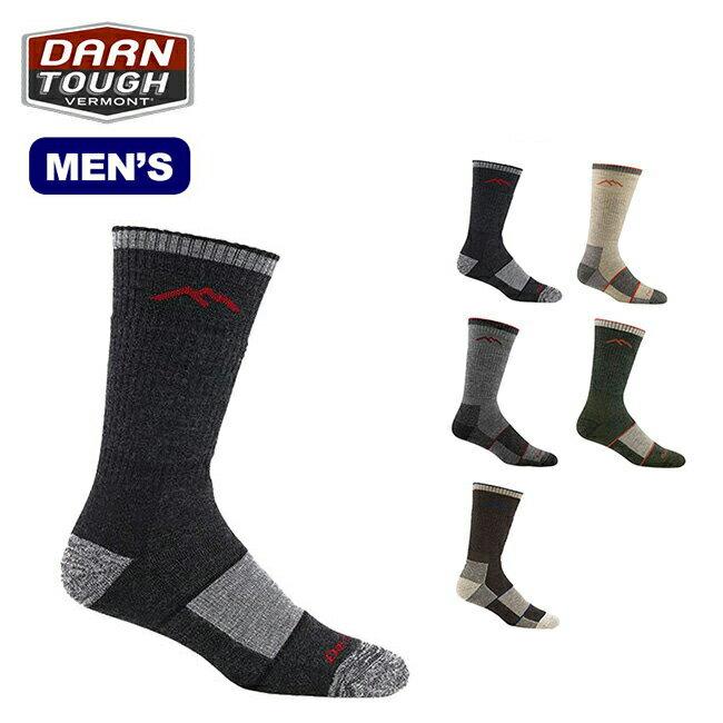 ダーンタフ ブーツソックスフルクッション Darn Tough CoolMax Boot Sock Full Cushion メンズ ソックス 靴下 19441405 <2018 秋冬>