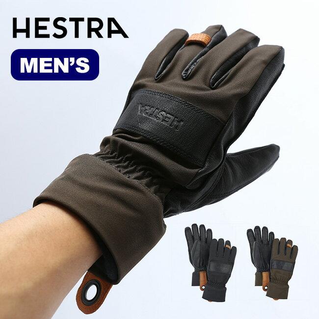 ヘストラ ハイランドグローブ HESTRA HIGHLAND GLOVE メンズ グローブ 手袋 アクセサリー アウトドアギア 男性 31220 <2018 秋冬>