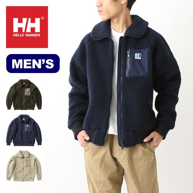 ヘリーハンセン ファイバーパイルサーモジャケット メンズ HELLY HANSEN FIBERPILE THERMO Jacket ジャケット アウター コート メンズ HO51853 <2018 秋冬>