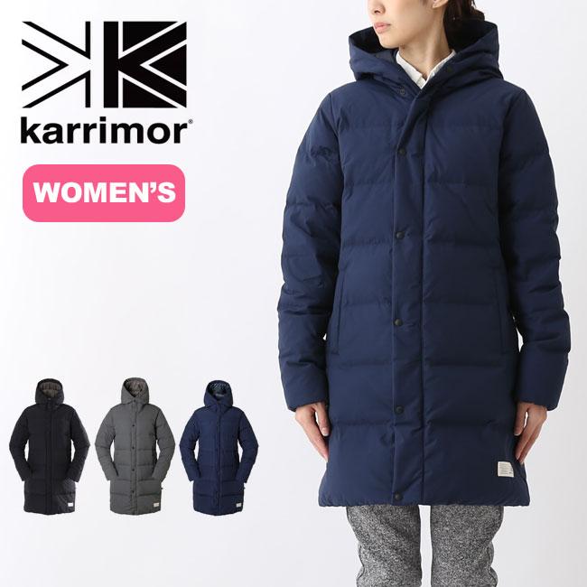 カリマー イーデー【ウィメンズ】ハーフダウンコート karrimor eday W's half down coat ダウンコート アウター レディース sp18fw