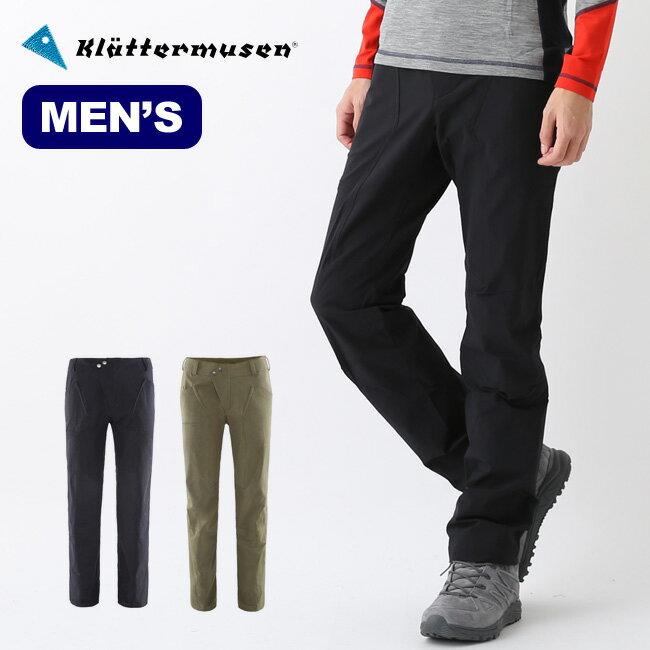 クレッタルムーセン マグネパンツ メンズ KLATTERMUSEN Magne Pants ロングパンツ シェルパンツ ボトムス メンズ <2018 秋冬>