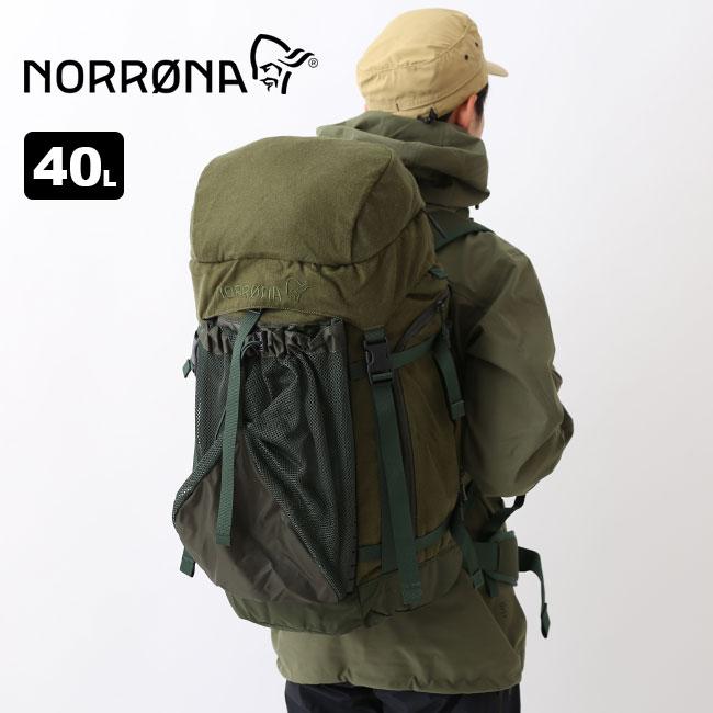 ノローナ フィンスコーゲン インテグラルパック 40L Norrona finnskogen integral Pack 40L バッグ リュック ハンティング 6090-11-3308 <2019 春夏>