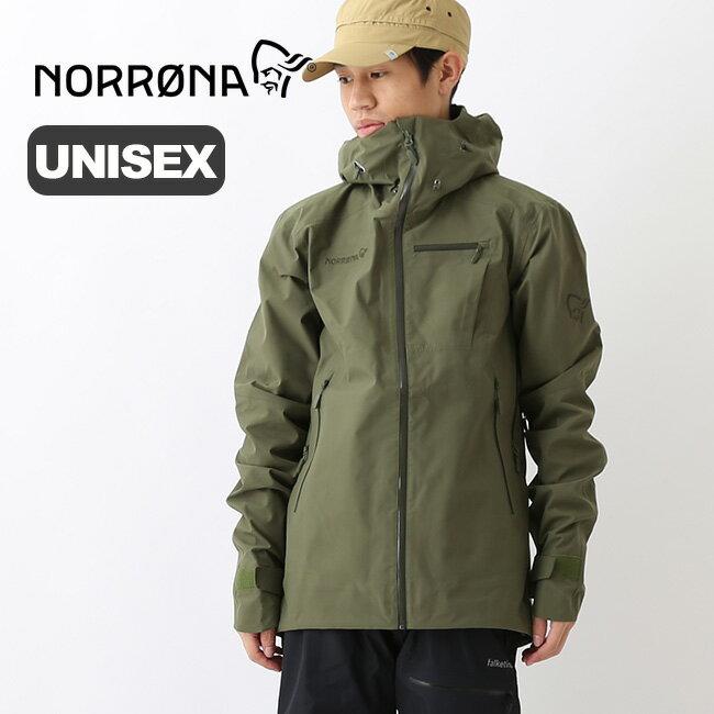 ノローナ ドヴレドライ3ジャケット ユニセックス Norrona dovre dri3 Jacket アウター ハードシェル ジャケット メンズ レディース <2018 秋冬>
