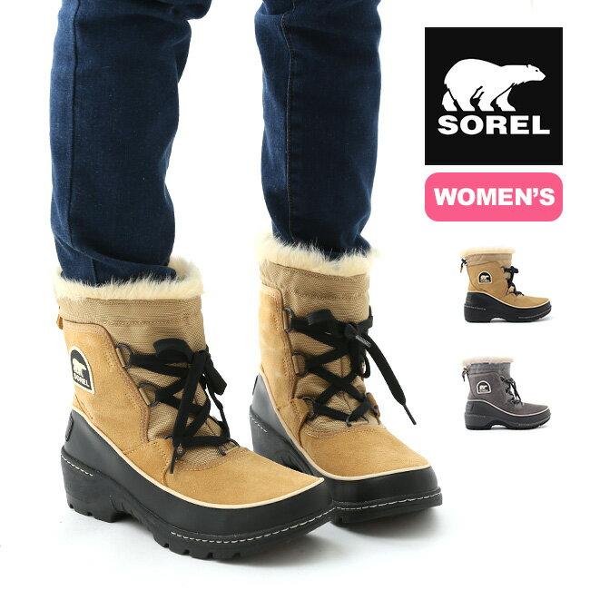ソレル ティボリ3【ウィメンズ】 SOREL Tivoli III ブーツ 靴 スノーブーツ ショートブーツ レディース 女性 <2018 秋冬>