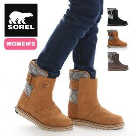 ソレル ライリー 【ウィメンズ】 SOREL Rylee レディース 靴 ブーツ ミドルブーツ アウトドア 【正規品】