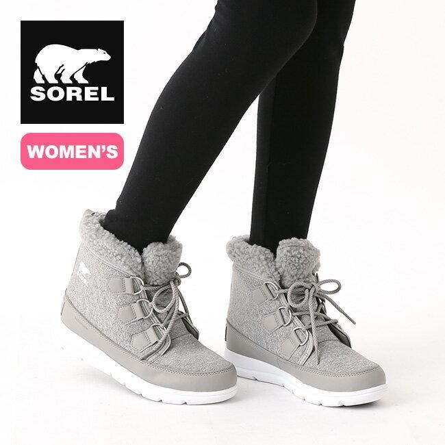 ソレル ソレルエクスプローラーカーニバルスウェット SOREL Sorel Explorer Carnival 靴 ブーツ ショートブーツ ハイカット スニーカー <2018 秋冬>