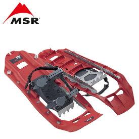 エムエスアール スノーシュー EVO MSR EVO™ 40643 スノーシュー アッセント 雪上歩行 雪靴 雪山<2019 秋冬>