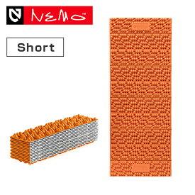 ニーモ スイッチバック ショート NEMO Switchback Short マットレス NM-SWB-S <2019 春夏>