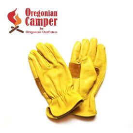 【キャッシュレス 5%還元対象】オレゴニアンキャンパー キャンパーグローブ Oregonian Camper Camper Glove グローブ 手袋 レザー 牛革 キャンプ アウトドア OCG-801 <2019 春夏>