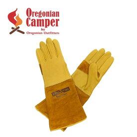 【キャッシュレス 5%還元対象】オレゴニアンキャンパー WORK&FIREグローブ Oregonian Camper WORK&FIRE Glove グローブ 手袋 レザー 牛革 ロープワーク ファイアーワーク キャンプ アウトドア OCG-702 <2018 秋冬>