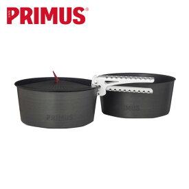 プリムス ライテックポットセット1.3L PRIMUS Litech pot set 1.3L ポット リッド ハンドル セット P-740310 <2019 春夏>