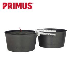 プリムス ライテックポットセット2.3L PRIMUS Litech pot set 2.3L ポット リッド ハンドル セット P-740320 <2019 春夏>