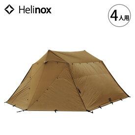 【在庫処分 40%OFF!】【SALE】ヘリノックス TAC フィールド6.0 Helinox TAC. Field 6.0 19756002 テント タープ スクリーンタープ シェルター キャンプ アウトドア タクティカル タックフィールド6.0 【正規品】