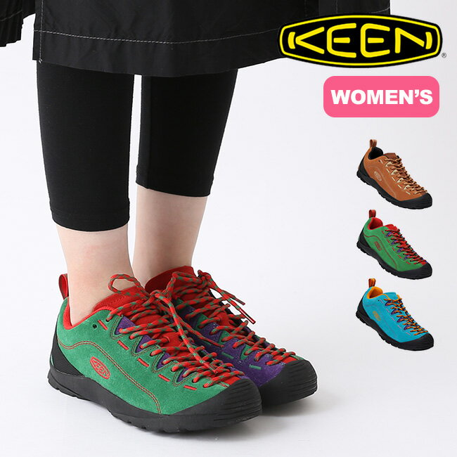キーン ジャスパー ウィメンズ KEEN Jasper スニーカー シューズ 靴 トレッキングシューズ アウトドアスニーカー 女性用 レディース sp18fw