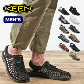 キーン ユニーク メンズ KEEN UNEEK 靴 くつ サンダル スポーツサンダル スニーカー コンフォートサンダル シューズ <2019 春夏>