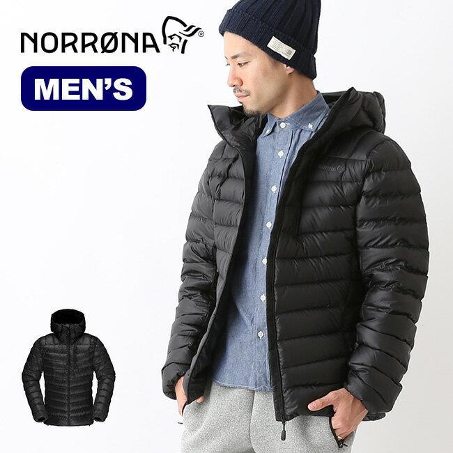 ノローナ リンゲン ダウン850フードジャケット メンズ Norrona lyngen down850 Hood Jacket メンズ ダウンジャケット フードジャケット 男性 2005-18 sp18fw