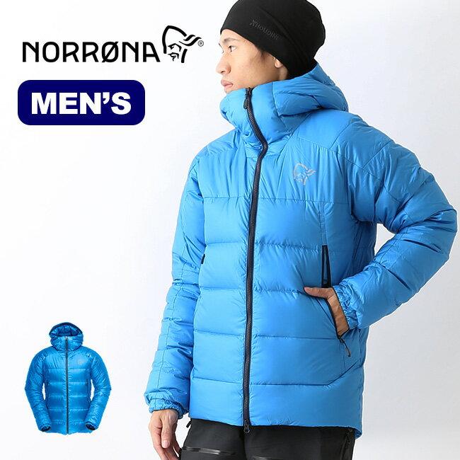 ノローナ トロールヴェゲン ダウン850ジャケット メンズ Norrona trollveggen down850 Jacket メンズ ダウンジャケット フードジャケット 1603-17 sp18fw
