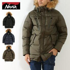 ナンガ ダウンハーフコート メンズ NANGA DOWN HALF COAT アウター コート ダウン ダウンコート <2018 秋冬>
