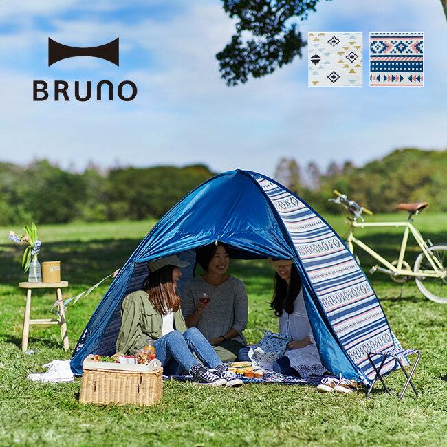 ブルーノ ポップアップサンシェードM BRUNO テント ポップアップテント 折りたたみ <2019 春夏>