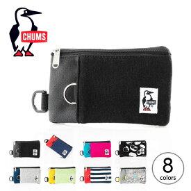 チャムス スマートフォンケース スウェットナイロン CHUMS Smart Phone Case Sweat Nylon スマホ ケース スウェットナイロン 財布 カードケース 小物入れ <2019 春夏>