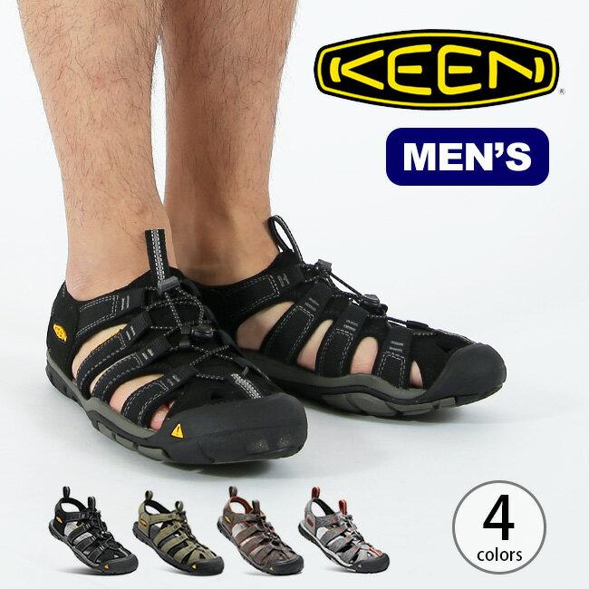 キーン クリアウォーター CNX メンズ KEEN CLEARWATER CNX サンダル 靴 防水サンダル ストラップ シューズ <2019 春夏>