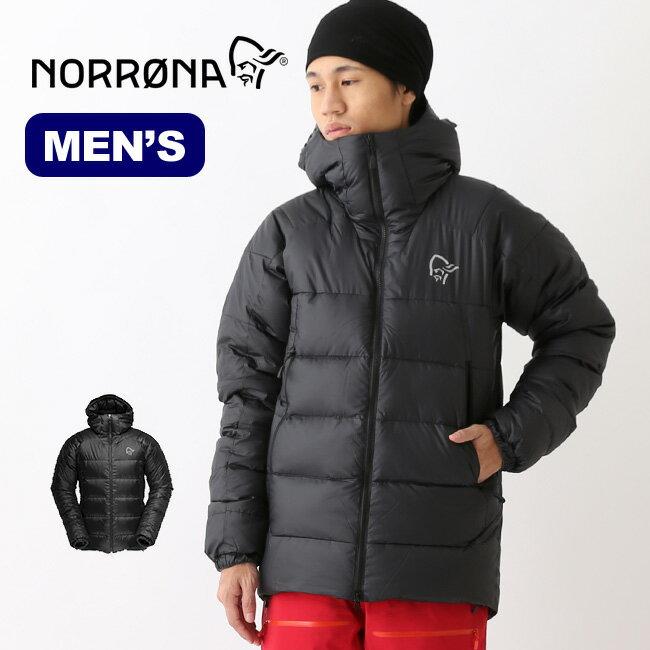 ノローナ トロールヴェゲン ダウン850ジャケット メンズ Norrona trollveggen down850 Jacket メンズ ダウンジャケット フードジャケット 1603-17 <2018 秋冬>