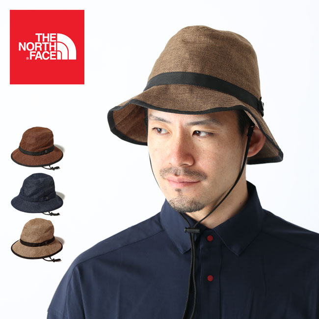 ノースフェイス ハイクハット THE NORTH FACE HIKE Hat ハット 帽子 コンパクト 収納 キャンプ アウトドア NN01815 <2019 春夏>