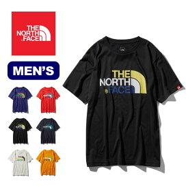 ノースフェイス S/S カラフルロゴTee メンズ THE NORTH FACE S/S Colorful Logo Tee トップス Tシャツ カットソー NT31931 <2019 春夏>