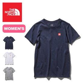ノースフェイス S/S スモールボックスロゴTee【ウィメンズ】 THE NORTH FACE S/S Small Box Logo Tee Women's Tシャツ トップス ショートスリーブ 半袖 NTW31955 <2019 春夏>