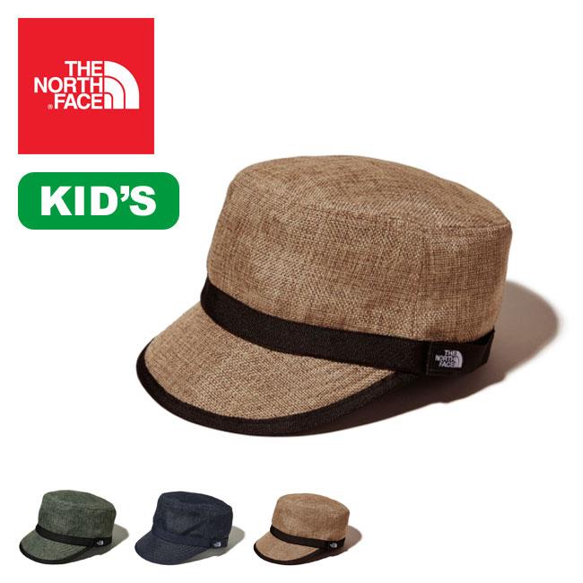 ノースフェイス 【キッズ】ハイクキャップ THE NORTH FACE Kids' HIKE Cap キャップ 帽子 ウォッシャブル 子供用 NNJ01811 <2019 春夏>