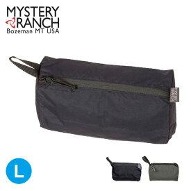 ミステリーランチ ゾイドバッグ L MYSTERY RANCH ZOID BAG L 19761146 バッグ ポーチ 小物入れ キャンプ アウトドア 【正規品】