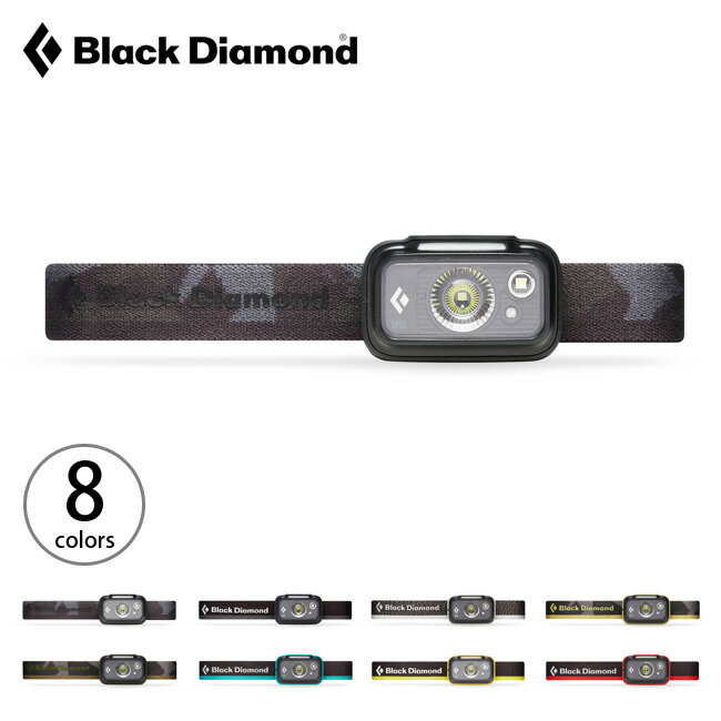 ブラックダイヤモンド スポット325 Black Diamond SPOT325 ヘッドランプ ライト ヘッドランプ ライト LEDライト 災害 緊急 BD81054 <2019 春夏>