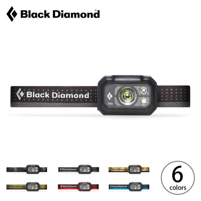ブラックダイヤモンド ストーム375 Black Diamond STORM375 ヘッドライト ヘッドランプ ライト BD81090 <2019 春夏>