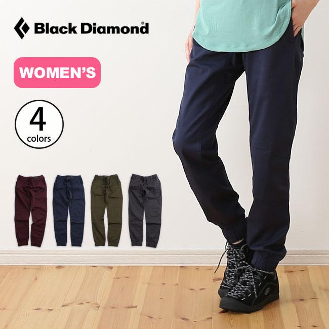 ブラックダイヤモンド ウィメンズ ノーションパンツ Black Diamond NOTION PANTS レディース パンツ ロングパンツ ボトムス クライミングパンツ BD62470 <2019 春夏>