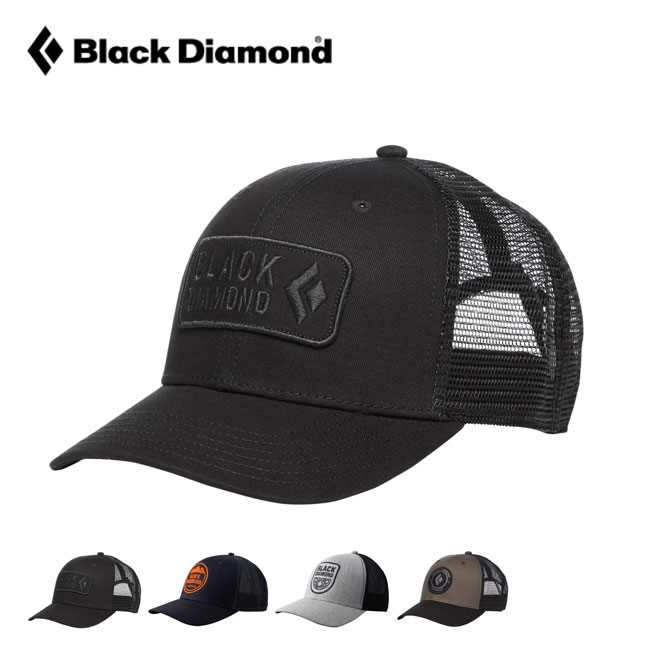 ブラックダイヤモンド BD トラッカーハット Black Diamond BD TRUCKER HAT 帽子 キャップ BD68203 <2019 春夏>