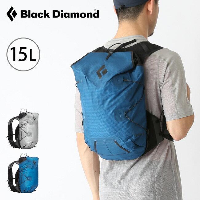 ブラックダイヤモンド ディスタンス15 Black Diamond DISTANCE 15 バッグ バッグパック リュック ランニングパック 15L BD56600 <2019 春夏>