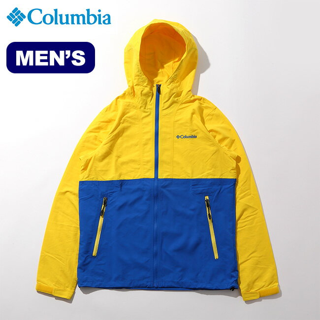 コロンビア ヘイゼン ジャケット Columbia Hazen Jacket メンズ トップス アウター ウェア 上着 ナイロンジャケット PM3440 <2019 春夏>