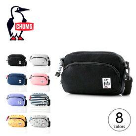 チャムス ショルダーポーチ スウェット CHUMS Shoulder Pouch Sweat 鞄 バッグ ショルダーバッグ ポーチ CH60-2701 <2019 春夏>