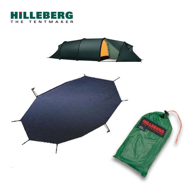 ヒルバーグ HILLEBERG フットプリント カイタム4 GT フットプリント テント用 シート グランドシート <2019 春夏>