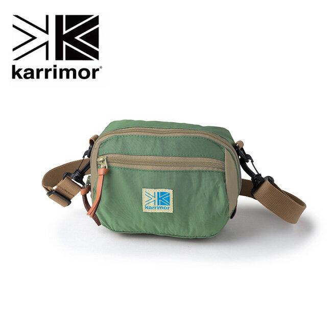 カリマー VTポーチ karrimor VT pouch ショルダーポーチ ショルダーバッグ ポーチ サブバッグ レディース メンズ <2019 春夏>