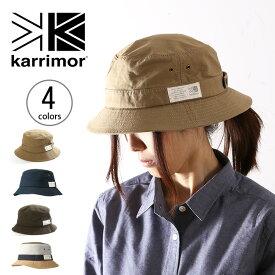 カリマー グラブハット karrimor grab hat+d ハット 防止 UVカット 帽子 メンズ レディース <2019 春夏>