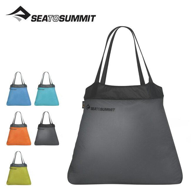 シートゥサミット ウルトラシルショッピングバッグ SEA TO SUMMIT Ultra-Sil Shopping Bag バッグ お買い物バッグ 携帯バッグ ST83515 <2019 春夏>