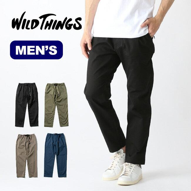 ワイルドシングス THINGS PANTS WILD THINGS THINGS PANTS メンズ ボトムス パンツ ズボン ロングパンツ WT19029AD <2019 春夏>