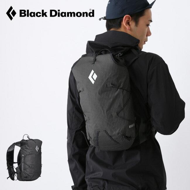 ブラックダイヤモンド ディスタンス8 Black Diamond DISTANCE 8 バッグ バッグパック リュック ランニングパック 8L BD56600 <2019 春夏>